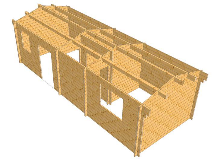 Case mobili in legno - Casette mobili in legno ...
