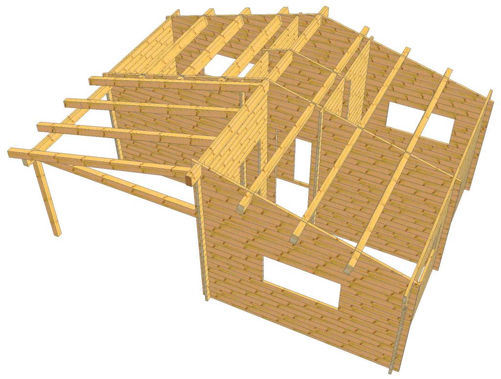 Case mobili in legno - Case in legno mobili ...