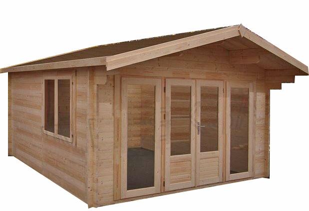 Chery 4040 spa for Casette di legno del paese