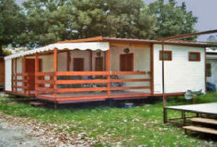 Case mobili casette in legno preingressi roulotte tettoie coperture - Casette mobili in legno ...