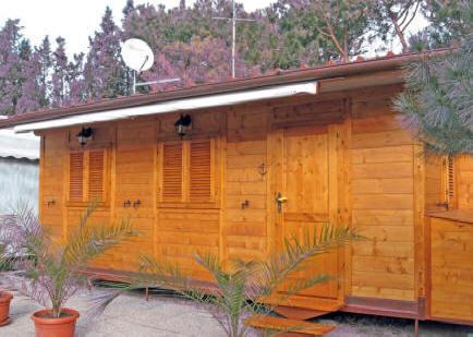 Mappa sito casette in legno preingressi case mobili tettoie pedane coperture porticati - Casette mobili in legno ...