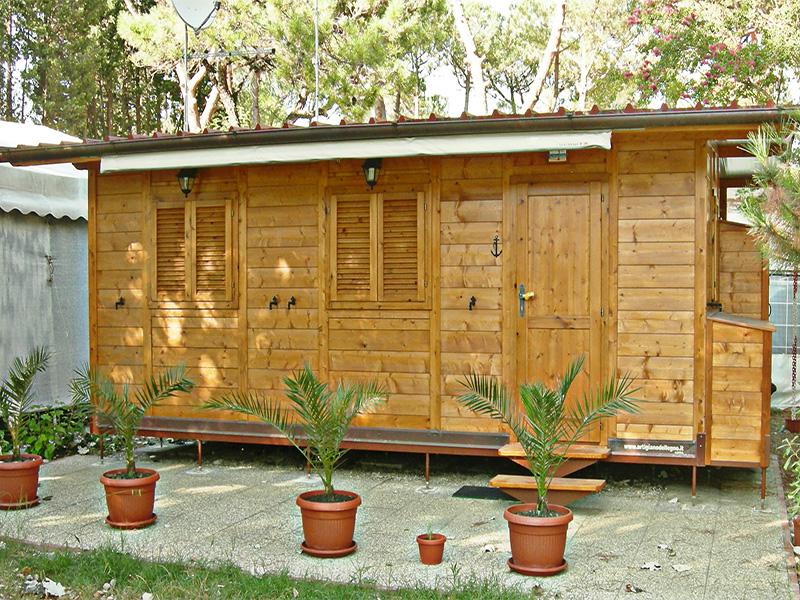 Preingressi roulotte casette in legno case mobili - Case in legno mobili ...