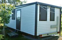 Case mobili preingressi roulotte casette in legno for Casetta giardino usata