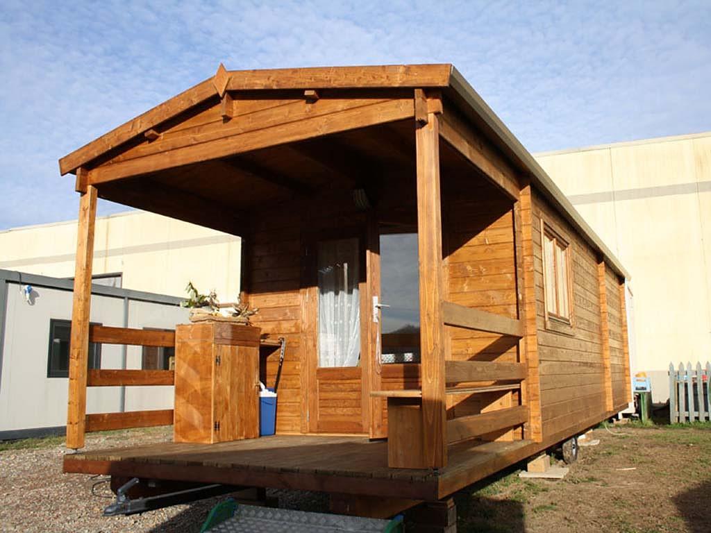 Artigiano del legno - Case in legno mobili ...